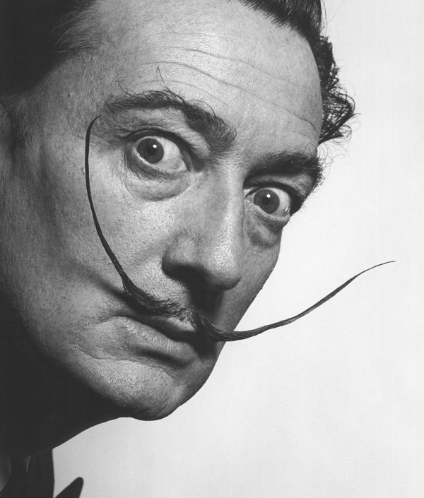 Today in the World of Lollipops…Salvador Dali???