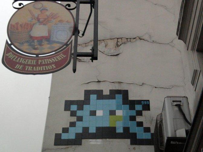 Artwork of the Week: Space Invaders III