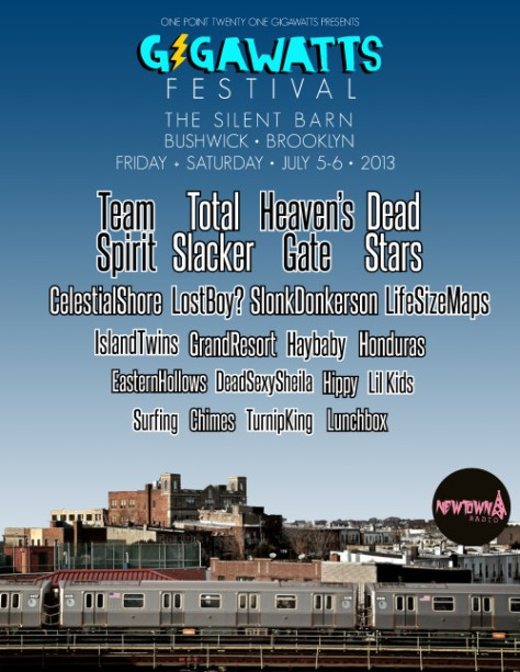 Gigawatts Festival